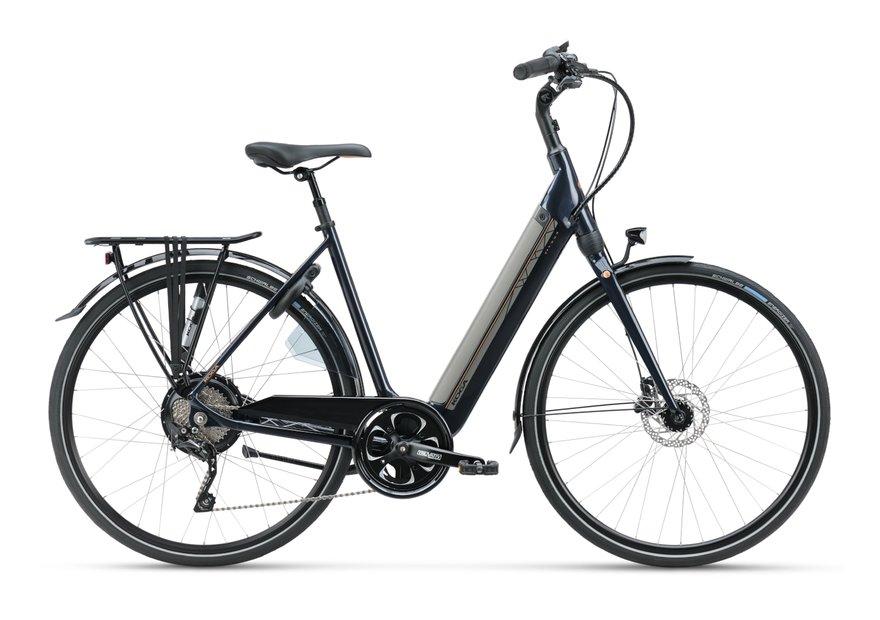 E-Bikes/e-bike: Koga  E-Tour Lady Blau Modell 2019