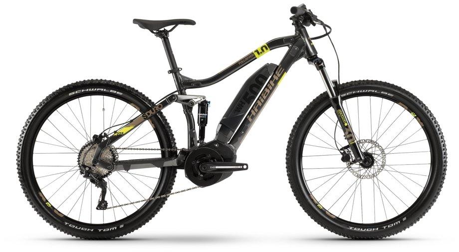 Haibike SDURO FullSeven 1.0 E-Bike Grau Modell 2020