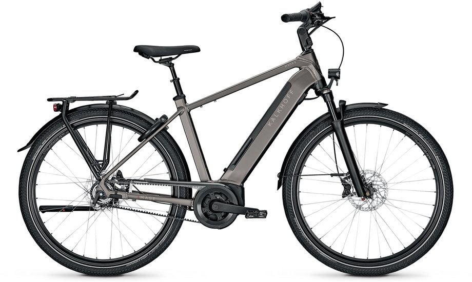 E-Bikes/e-bike: Kalkhoff  Image 5.B Advance + Grau Modell 2021