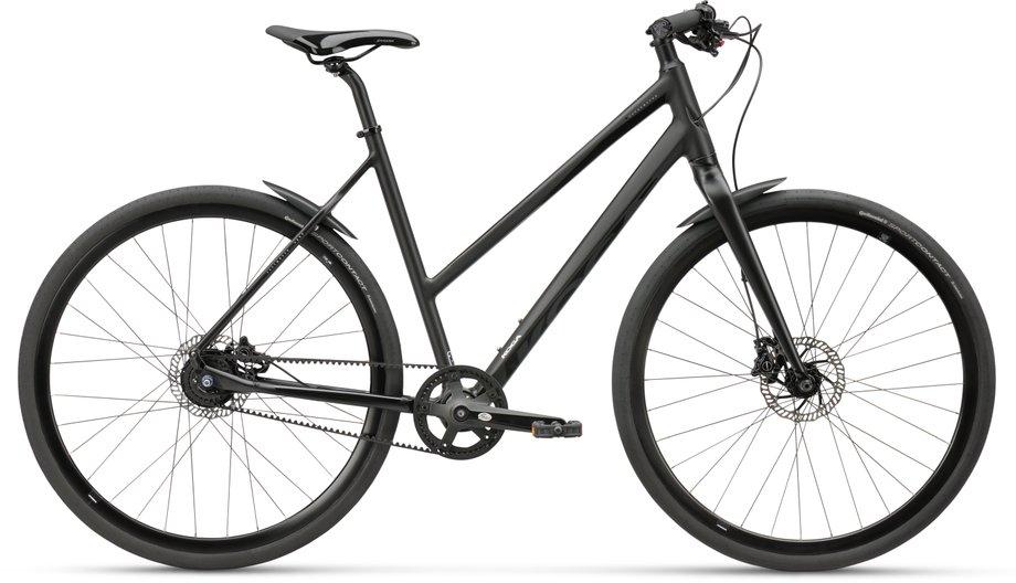 Fahrräder/citybike: Koga  Supermetro Lady Schwarz Modell 2019