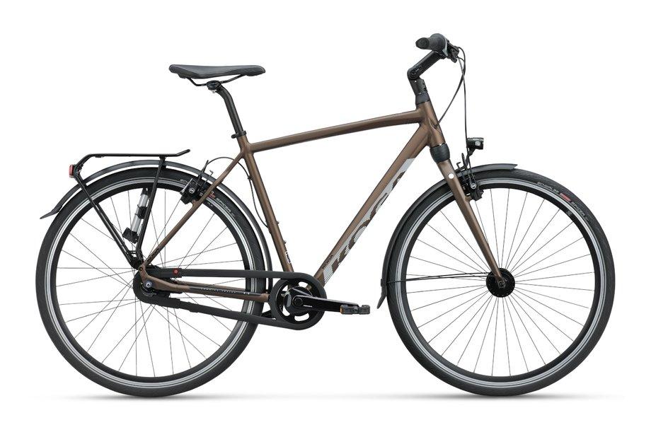 Fahrräder/citybike: Koga  F3 3.0 Braun Modell 2019