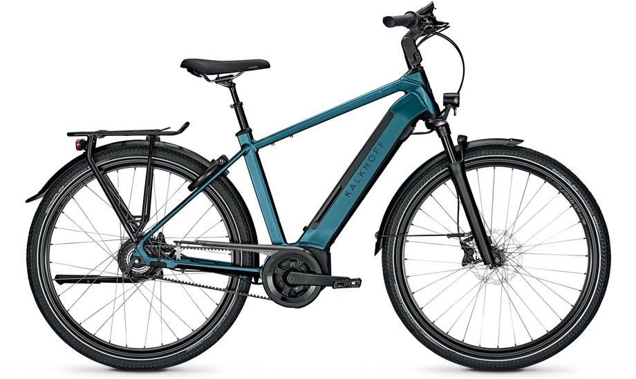 Kalkhoff Image 5.B Excite E Bike Blau Modell 2021