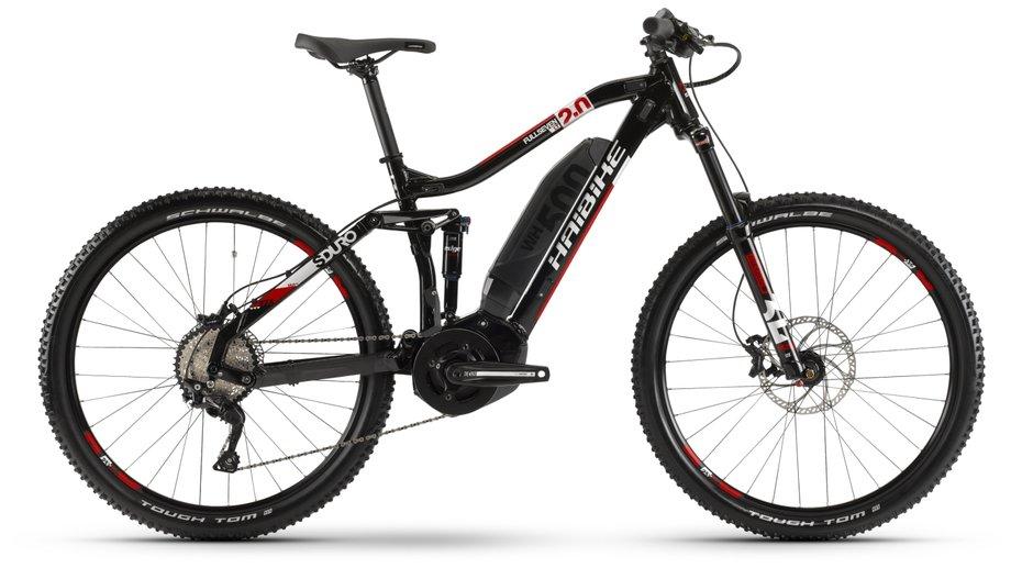 Haibike SDURO FullSeven LT 2.0 E-Bike Schwarz Modell 2020