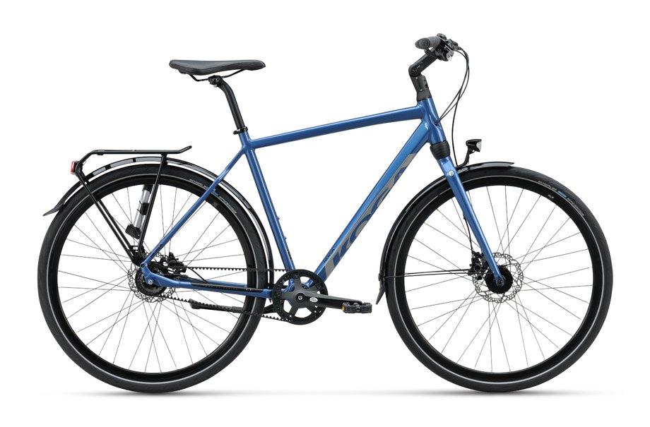 Fahrräder/citybike: Koga  F3 4.0 Blau Modell 2020