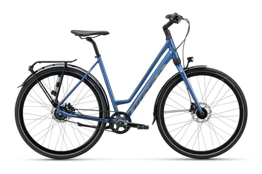 Fahrräder/citybike: Koga  F3 4.0 Lady Blau Modell 2020