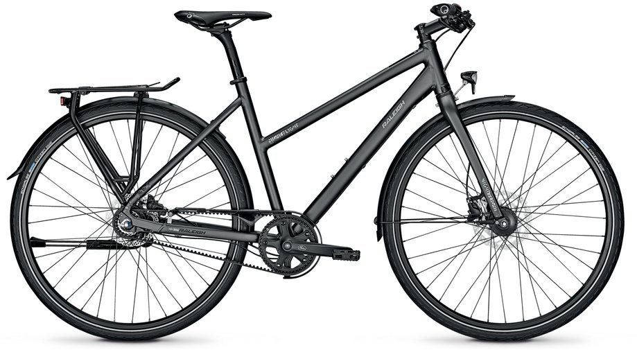 Raleigh Nightflight DLX Schwarz Modell 2021
