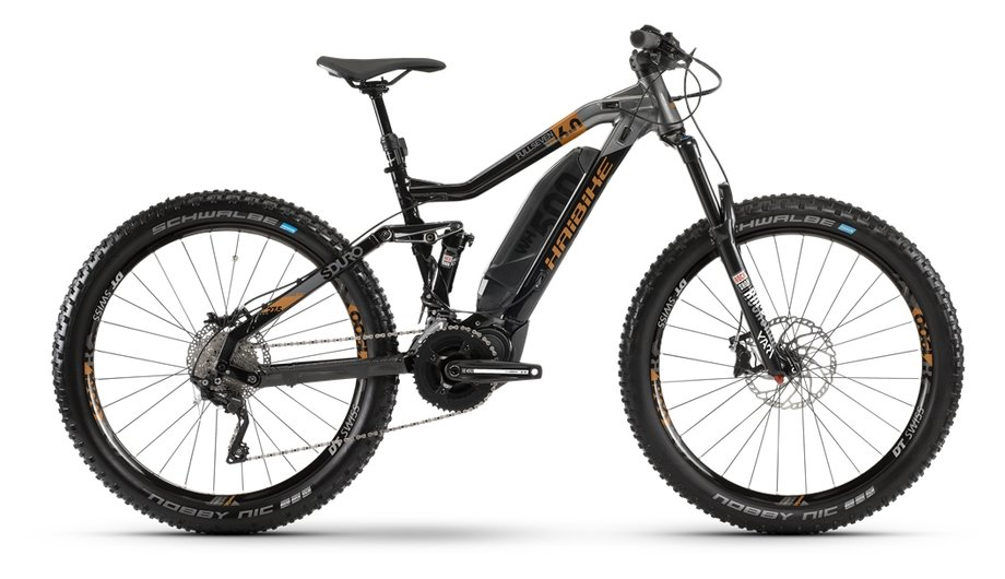 E-Bikes/e-bike: Haibike  SDURO FullSeven LT 6.0 Schwarz Modell 2020