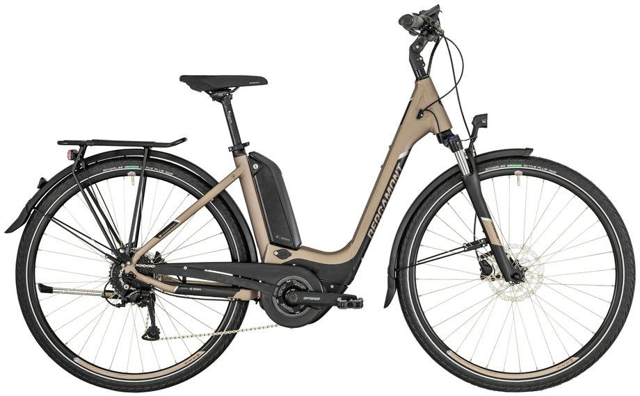 Bergamont E-Horizon 6 E-Bike Silber Modell 2019