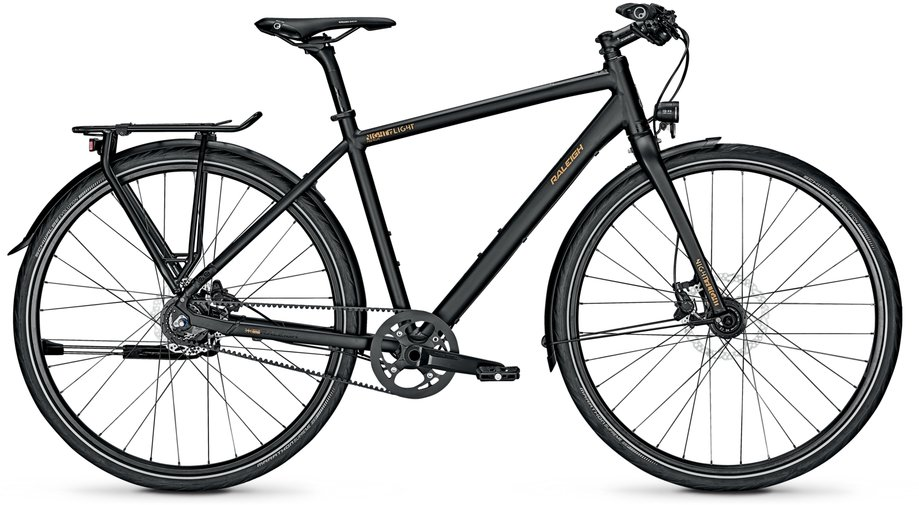 Raleigh Nightflight Premium Schwarz Modell 2021