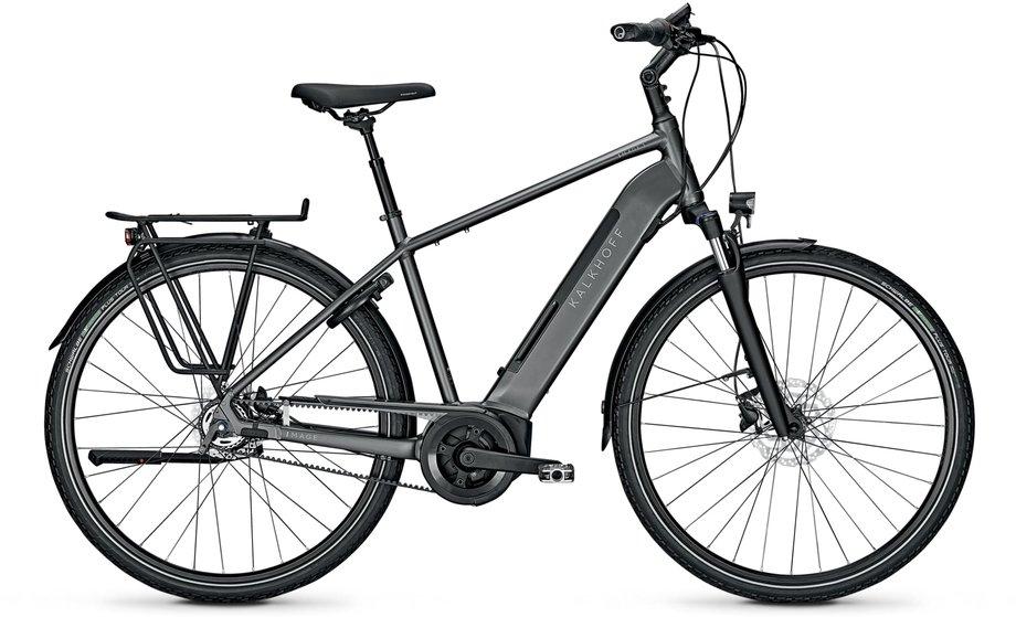 Kalkhoff Image 3.B Excite E Bike Grau Modell 2021