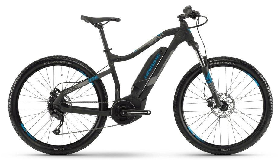 Haibike Sduro HardSeven 1.0 E-Bike Schwarz Modell 2019