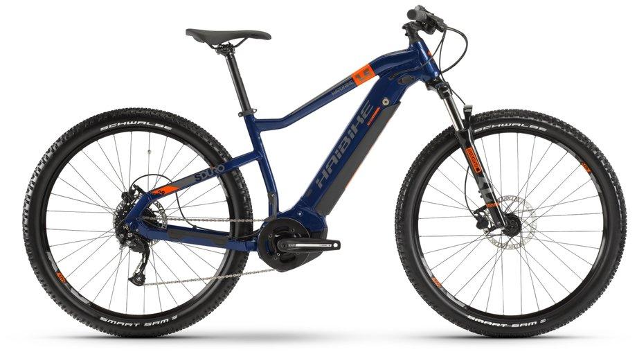 Haibike SDURO HardNine 1.5 E-Bike Blau Modell 2020