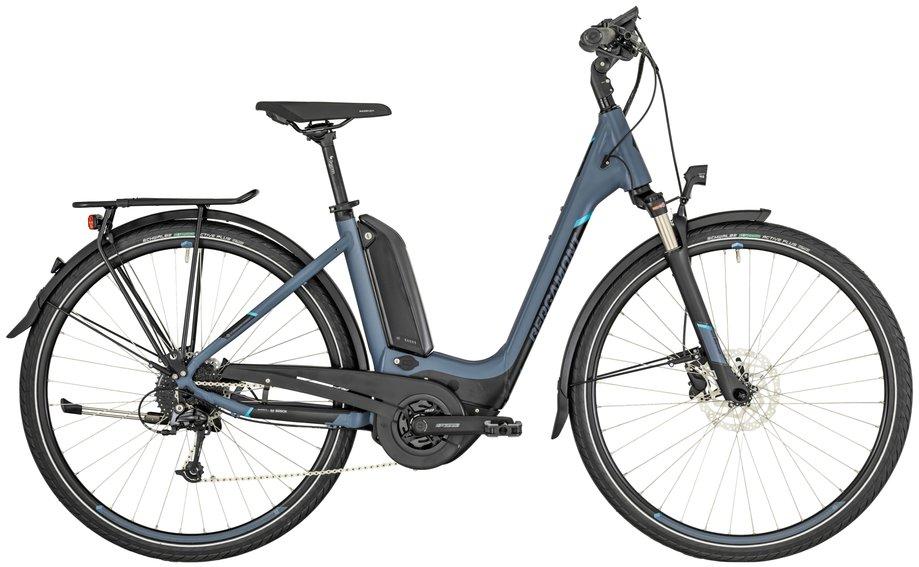 Bergamont E-Horizon 7 500 E-Bike Blau Modell 2019
