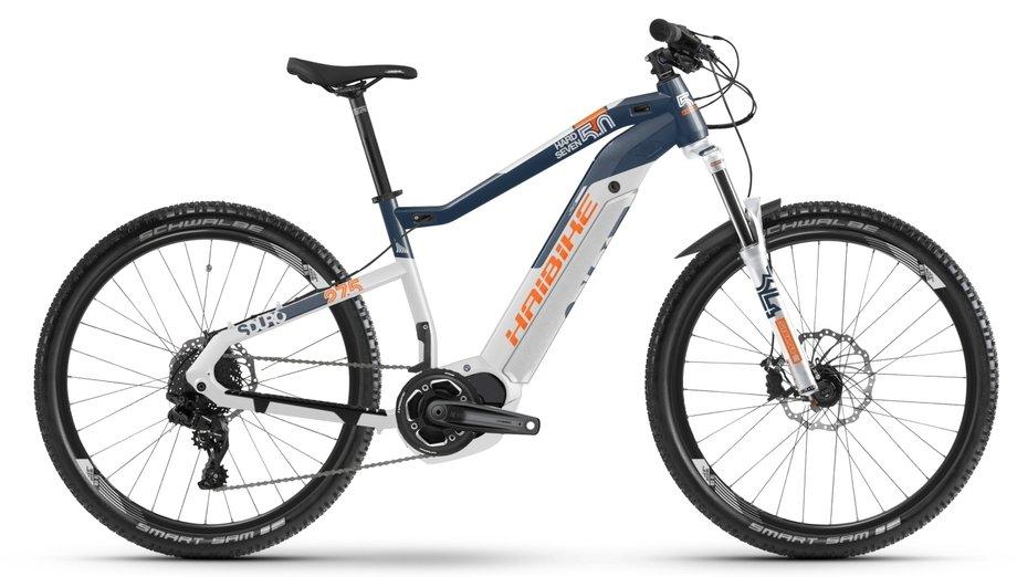 Haibike Sduro HardSeven 5.0 E-Bike Weiß Modell 2019