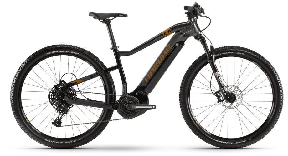 Haibike SDURO HardNine 6.0 E-Bike Schwarz Modell 2020