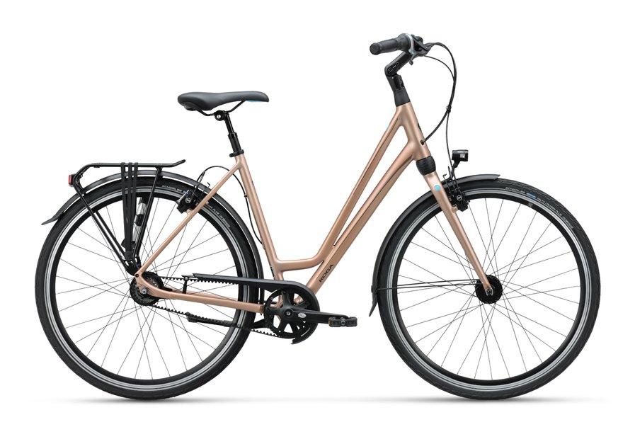 Fahrräder/citybike: Koga  Venya Lady 4.0 Gold Modell 2020