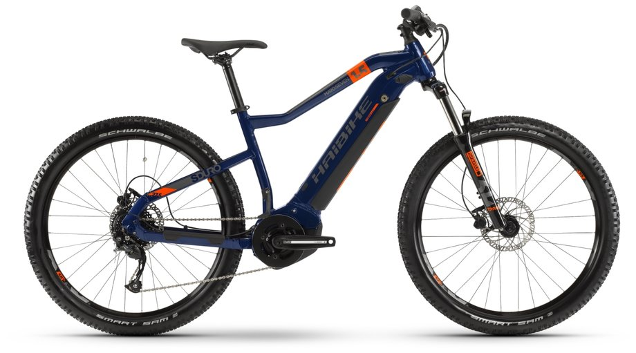 Haibike SDURO HardSeven 1.5 E-Bike Blau Modell 2020