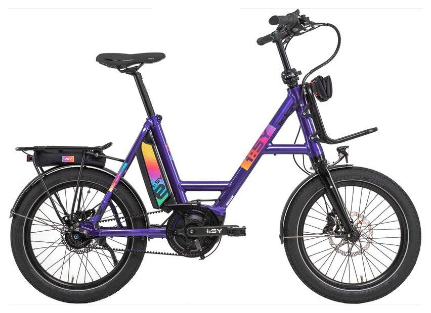 E-Bikes/e-bike: ISY  DrivE S8 ZR RT Rainbow Lila Modell 2021