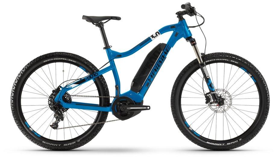 Haibike SDURO HardSeven 3.0 Blau Modell 2020