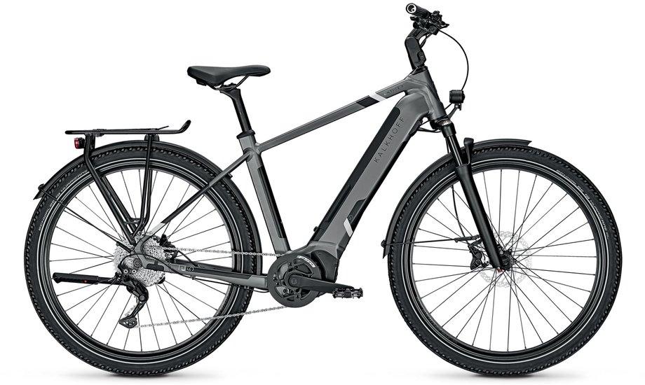 E-Bikes/e-bike: Kalkhoff  Entice 5.B Move + Grau Modell 2021