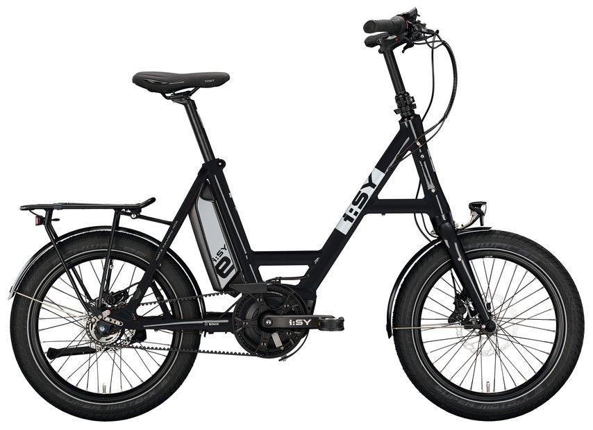 E-Bikes/e-bike: ISY  DrivE E5 ZR Grau Modell 2021