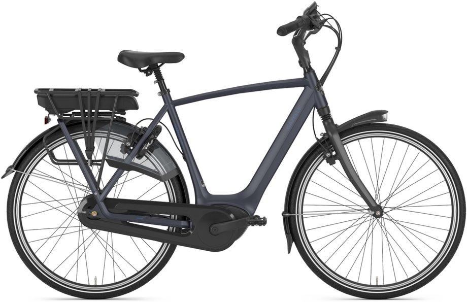 E-Bikes/e-bike: Gazelle  Orange C310 HMB Blau Modell 2021