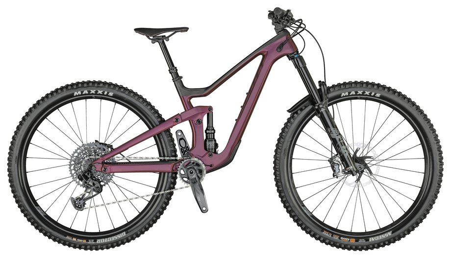 Scott Contessa Ransom 910 Mountainbike Lila Modell 2021