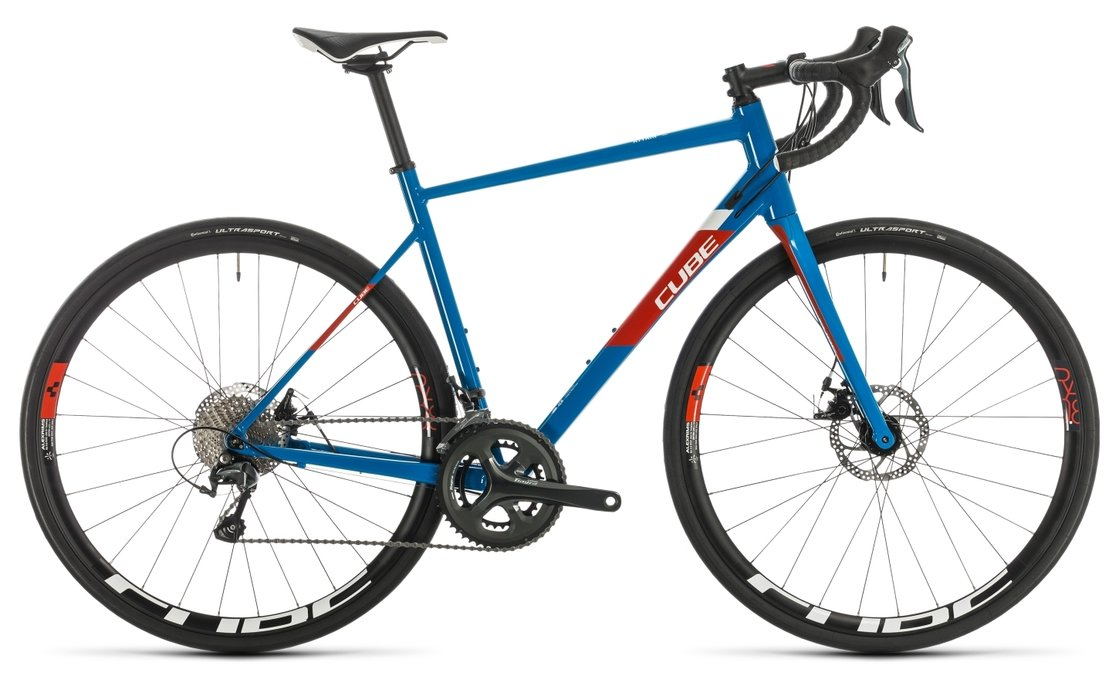 Cube Attain Race - 2020 - 28 Zoll - Diamant