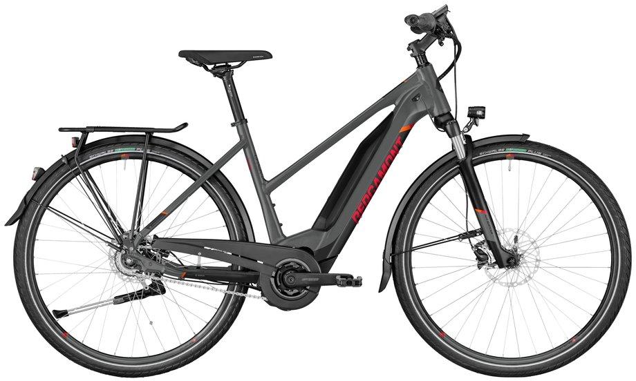 Bergamont E-Horizon N8 FH 500 E-Bike Grau Modell 2019