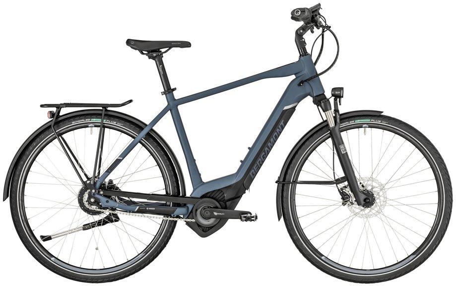 Bergamont E-Horizon Pro E-Bike Grau Modell 2019