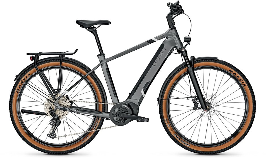 E-Bikes/e-bike: Kalkhoff  Entice 5.B Advance + Grau Modell 2021