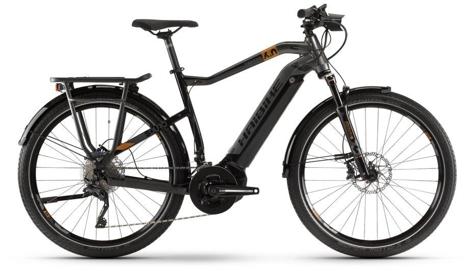 Haibike SDURO Trekking 6.0 E Bike Schwarz Modell 2020