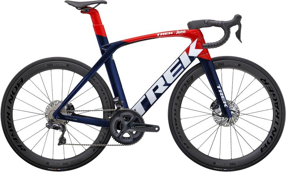 Fahrräder/rennräder: Trek  Madone SLR 7 Rot Modell 2021