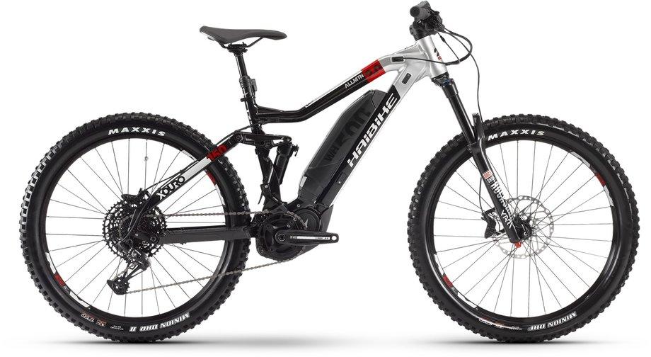 E-Bikes/e-bike: Haibike  XDURO AllMtn 2.0 Schwarz Modell 2020