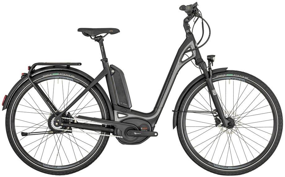 Stromer E-Bike Bergamont E-Ville Pro Schwarz auf elektro-fahrzeug-kaufen.de ansehen
