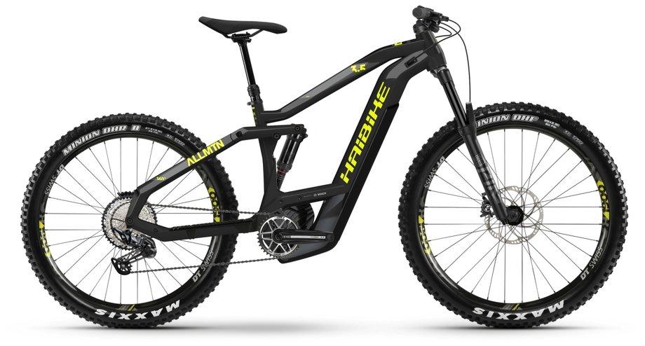 E-Bikes/e-bike: Haibike  XDURO AllMtn 3.5 Schwarz Modell 2020