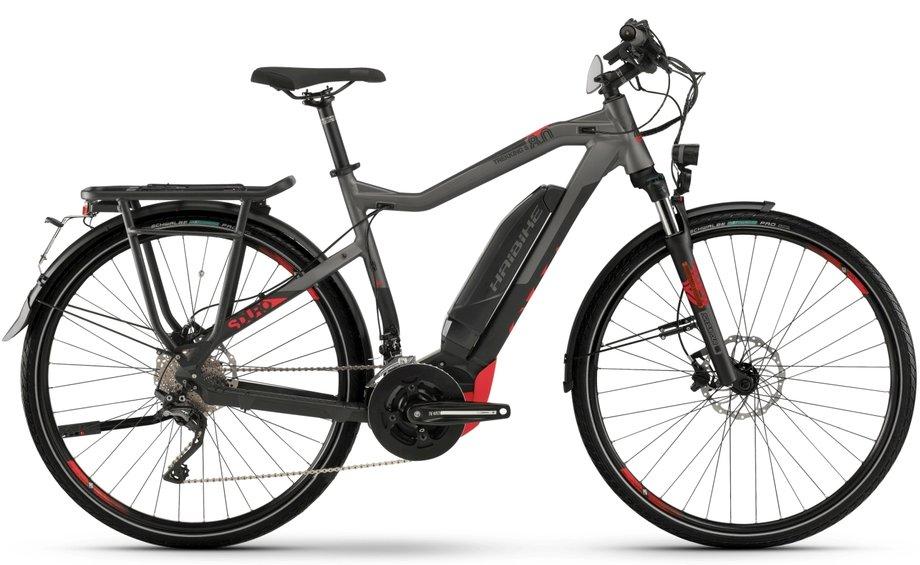 E-Bikes/e-bike: Haibike  Sduro Trekking S 8.0 Schwarz Modell 2020