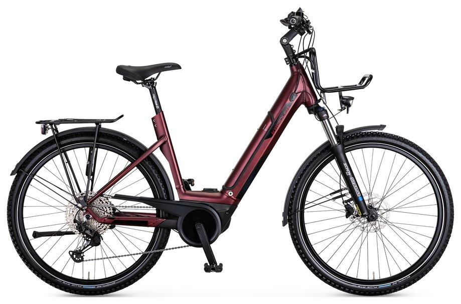 E-Bikes/e-bike: Kreidler  Vitality Eco 10 Cross Rot Modell 2021