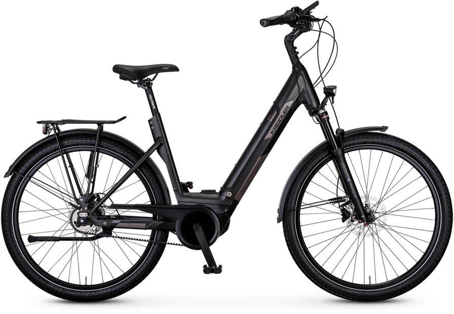 E-Bikes/e-bike: Kreidler  Vitality Eco 10 Grau Modell 2021