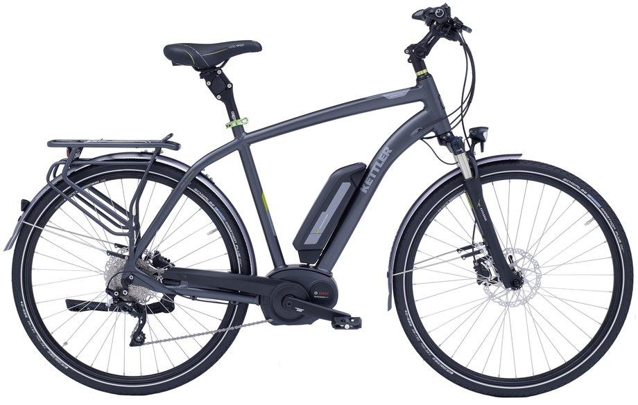 Kettler Explorer E Sport E-Bike Grau Modell 2018