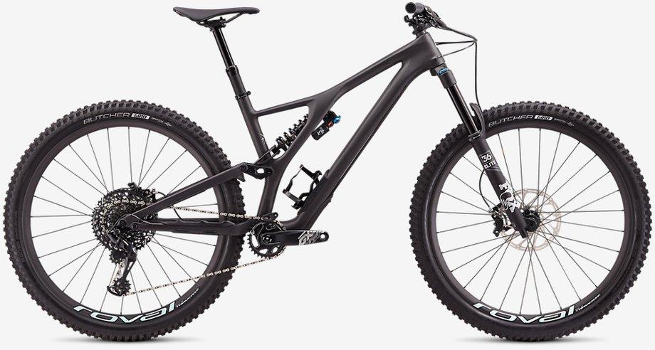 Fahrräder/Mountainbikes: Specialized  Stumpjumper Pro Carbon Evo 29 Schwarz Modell 2020