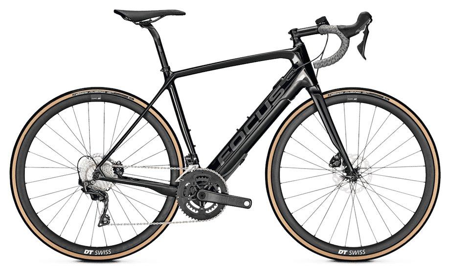 E-Bikes/e-bike: Focus  Paralane2 9.7 Schwarz Modell 2021