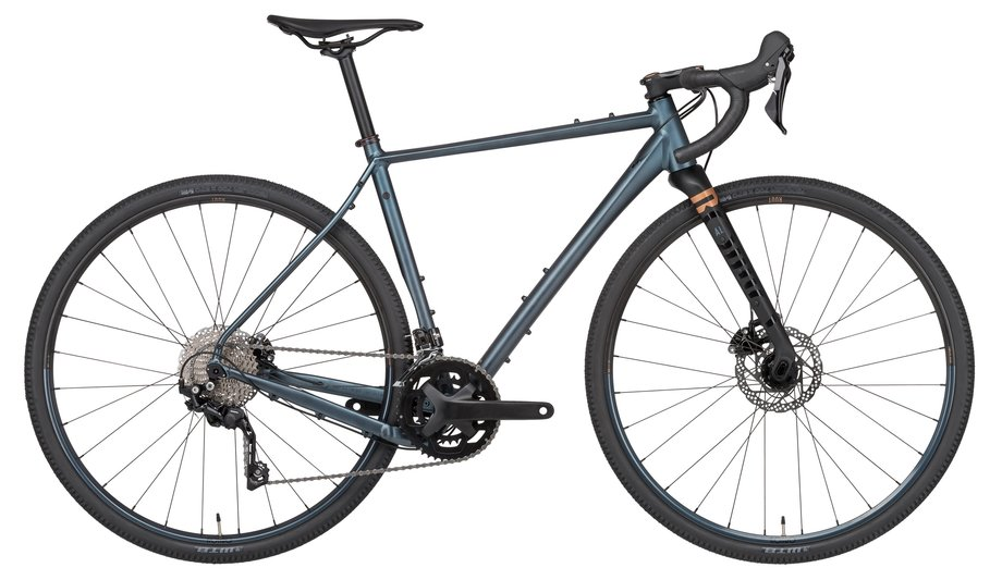 Fahrräder/rennräder: Rondo  Ruut AL 1 Grau Modell 2021