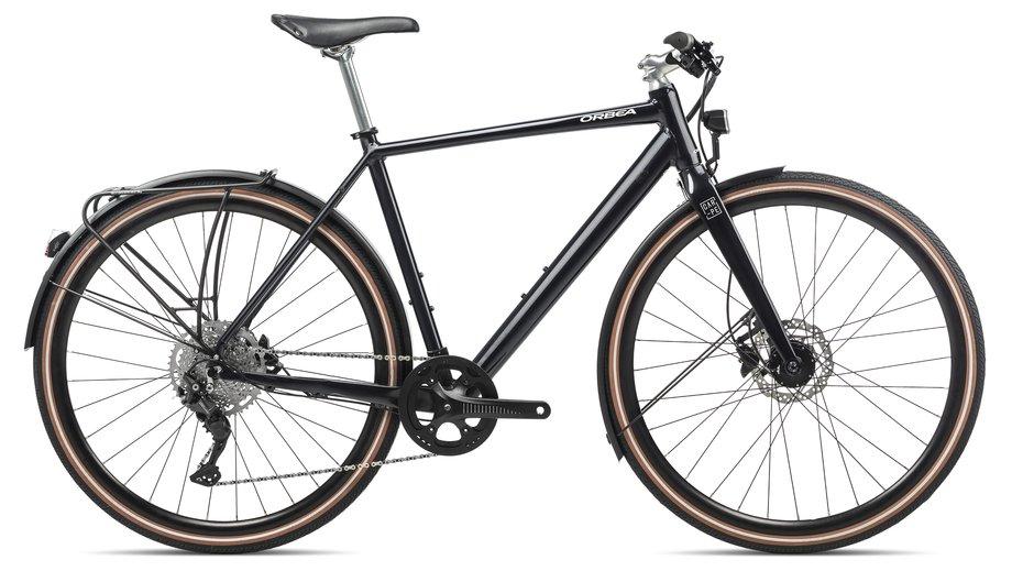 Fahrräder/trekkingräder: Orbea  Carpe 10 Schwarz Modell 2021