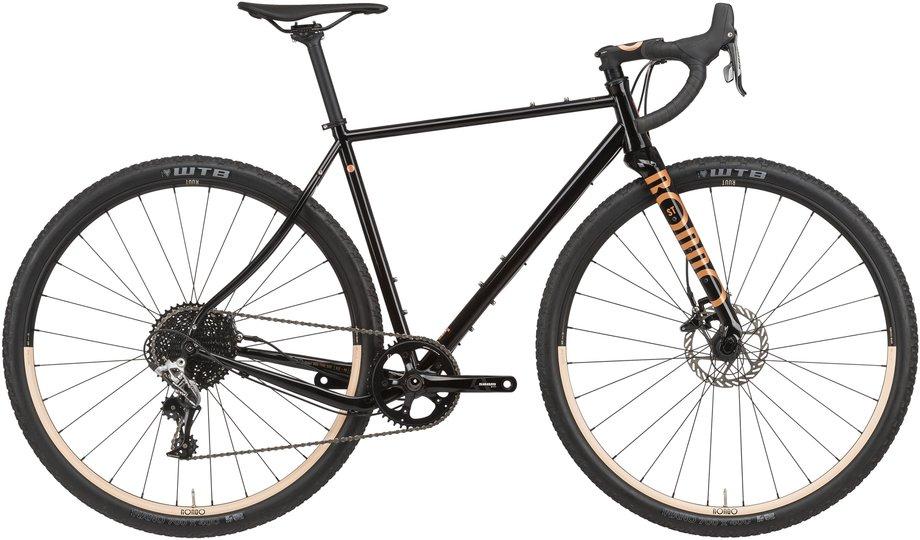Fahrräder/rennräder: Rondo  Ruut ST 1 Schwarz Modell 2021