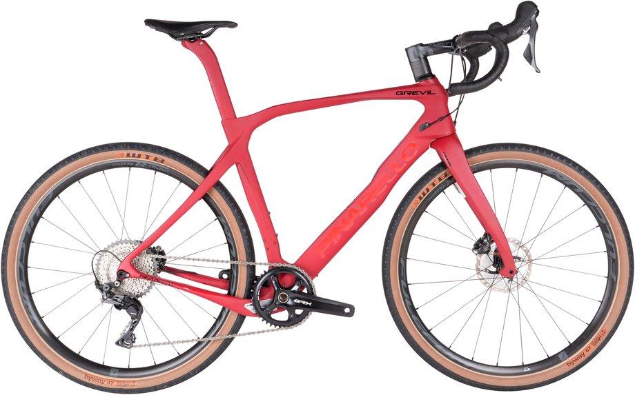 Fahrräder/rennräder: Pinarello  Grevil GRX 810 Rot Modell 2021