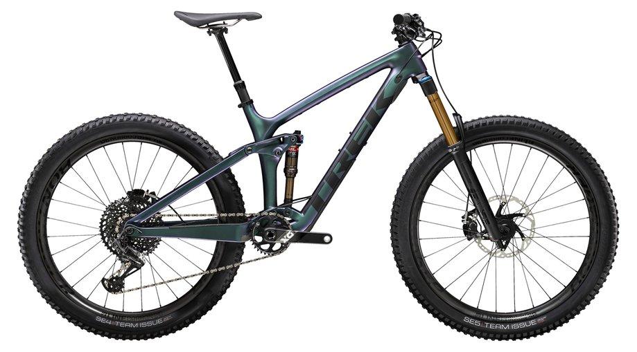 Fahrräder/Mountainbikes: Trek  Remedy 9.9 Grün Modell 2020