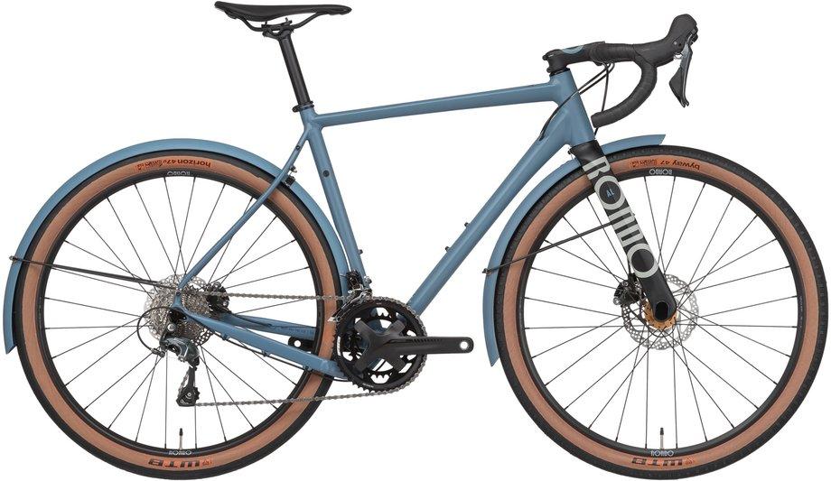 Fahrräder/rennräder: Rondo  Mutt AL Audax Grau Modell 2021