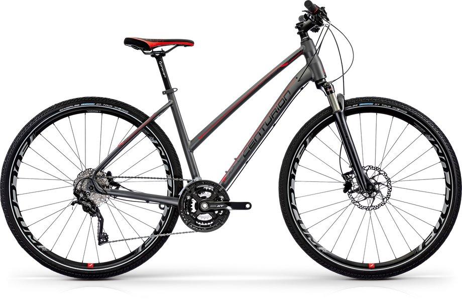 Fahrräder/Crossbikes: Centurion  Cross Line Pro 2000 Tour Grau Modell 2021