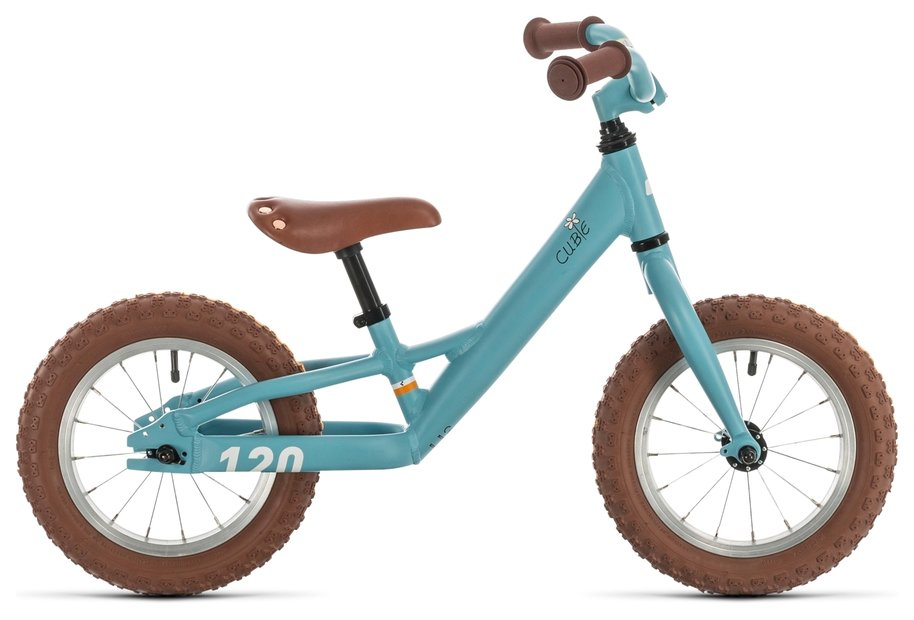 Rad Cube Cubie 120 Walk Blau Modell 2020 für Kinder bei Chain Reaction Cycles
